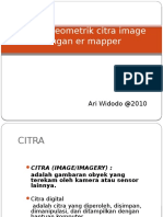 Koreksi Geometrik Citra Image