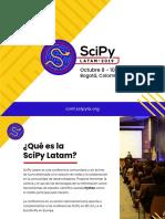 Info SciPyLatam2019