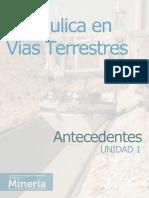 Hidráulica en Vías Terrestres (Unidad 1 Antecedentes).pdf
