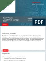 Oracle Cloud Block Volume 100