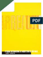 6ª Bienal Internacional de Arquitetura de São Paulo – Viver na cidade (2005).pdf