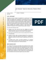 IDC Containing Vendor Sprawl