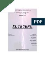 EL TRUENO.docx