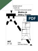 Bielas y Tirantes ACI 318-02