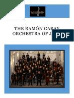 The Ramón Garay Orchestra of Jaén