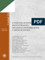 Comunicaciones Industriales Sistemas Distribuidos y Aplicaciones Manuel Alonso Castro Gil