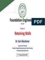 07 Chapter 8_Retaining Walls-m
