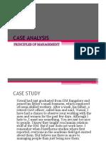 Case Analysis on Nawal