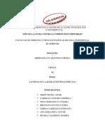 la pena en la legislacioon peruana