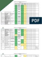 Plan Capacitacion 2018 Cronograma