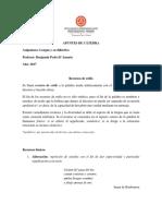 Recursos de Estilo - Benjamín Pedro D' Amario