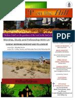 Newsletter October 2019 Website