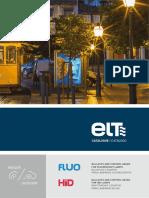 201909 Elt Catálogo Fluo Hid 2019 2020