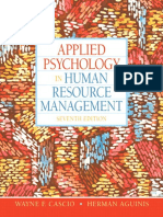 Applied Psychology in Human Res - Wayne F Cascio (1)