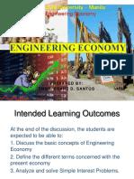 Lesson 1 - Engineering Economy