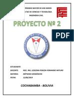 Proyecto Nº 2