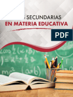 Folleto Reforma Educativa