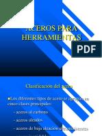 ACEROS PARA HERRAMIENTAS 2016.pptx