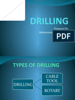 Rotary Drilling Ppt