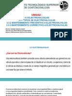 Mantenimiento Electrico y Electronico