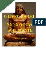 O Livro Da Lei Para o Povo Suplicante COMPLETO.pdf