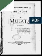 A Mulata, de Carlos Malheiro Dias