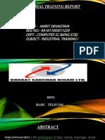 Industrila Trainig SRM.pptx