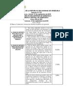 Bcv Aviso Oficial 13-09-19