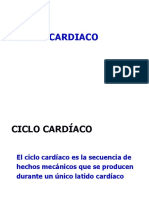 Ciclo Cardiaco Regulacion PA