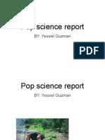 pop science report  1