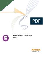 Aruba Mobility Controllers- PDF