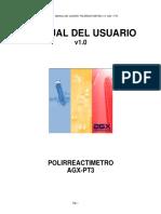 Manual Del Usuario Polireactimetro v1-0 Agx Pt3 - Copia