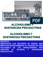 1. Cap. Alcoholismo y Sustanicias Psicoactivas