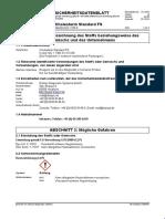 Cholesterin Standard FS de de 18