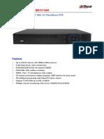 Dahua  DVR 5116h User Manual
