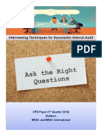 CPD_Interviewing Techniques for Successful Internal Audit_Q1 2019