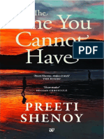 The One You Cannot Have by Pree - Preeti Shenoy_indianauthornovels.blogspot.in