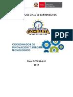 Plan 2019 Cist