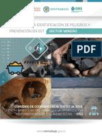 cartilla  de identificación de peligros en minería