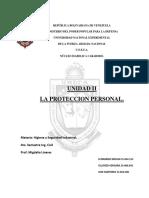 Aspectos Generales de La Proteccion Personal