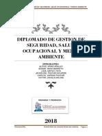 Tercer Avance Diplomado SSOMA 25-05-2018