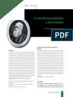 La medicina Evolutiva