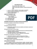 Linea de Investigación - Estudios Políticos, Gobierno y Relaciones Internacionals (2)