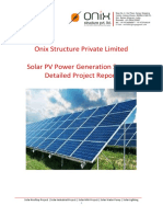 1 MW Onix Solar Project Report.pdf
