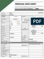 CS Form No. 212 revised  Personal Data Sheet_new.xlsx