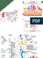Family Day Programme