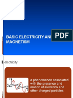 Basic Electricity and Magnetism 1