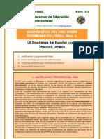 MONOGRAFICO_CREI_num_2_La enseñanza del español como segunda lengua