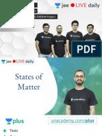 L3 - States of Matter