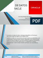 Los Tipos de Datos en Oracle